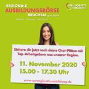 Regionale Ausbildungsbörse Bruchsal